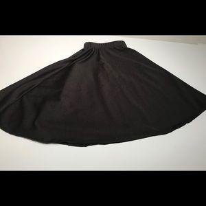 natalie dance wear skirt Size 14